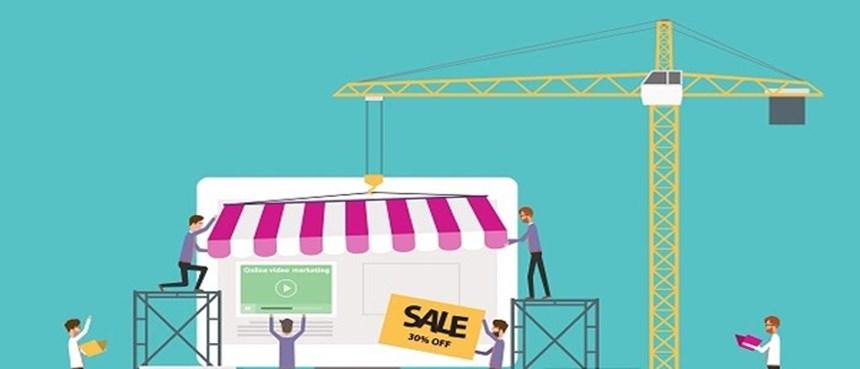 ساخت فروشگاه اینترنتی حرفه ای