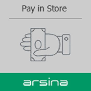 پرداخت نقدی در فروشگاه