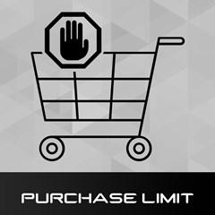 تصویر محدودسازی فروش کالا