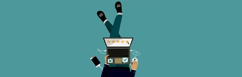 گزارش نظر سنجی از مشتریان فروش گستر