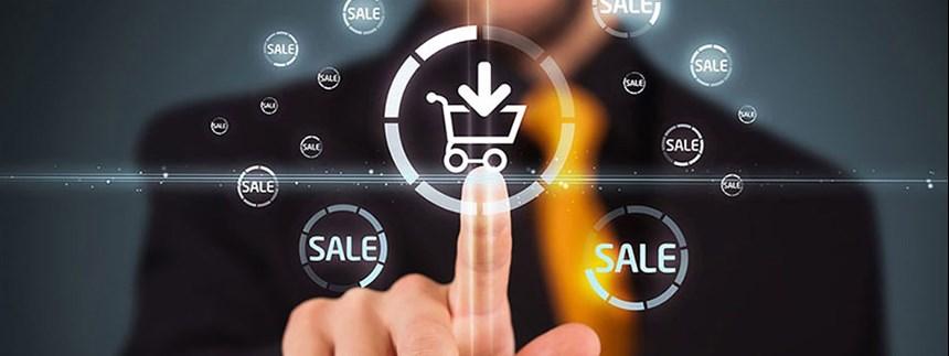 نقل مکان بازار به سوی فروش آنلاین